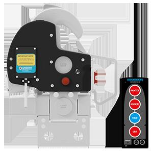 Henriksen Electrical Remote Release Hooks