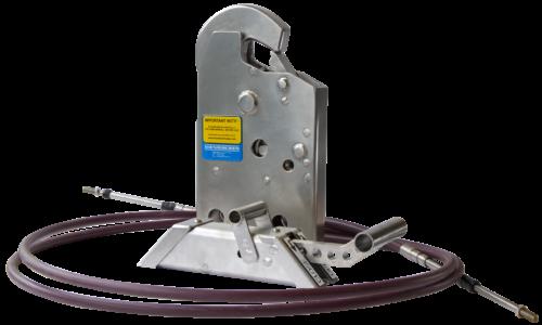 Henriksen Mechanical Remote Release Hooks
